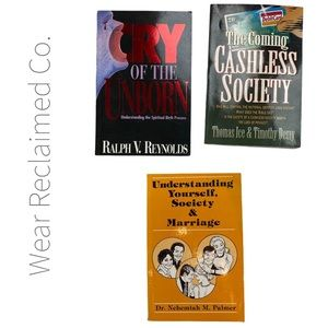 Bundle of 3 Non-Fiction Books